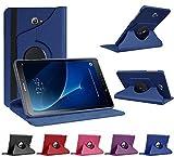 munddy- Étui rotatif 360° avec support pour Samsung Galaxy Tab, rotation à 360° (protection en...