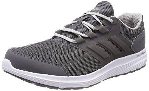 Adidas Galaxy 4, Zapatillas de Entrenamiento Hombre, Gris (Grey/Grey/Grey 0), 40 EU
