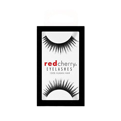 Red Cherry False Eyelashes #47 (Packs of 6)