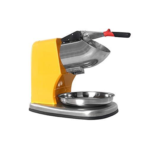 kommerzieller Broyeur Haver Glace Dispositif de Machines de Processus de rasage Snow Cone Maker neuf