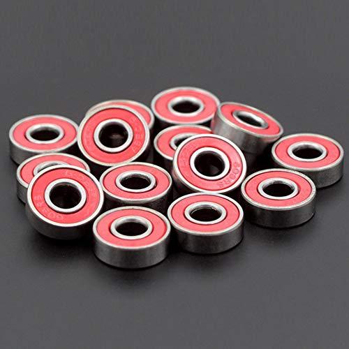 Rueda Acero Rodamiento, 10pcs 608zz Skate Roller Hocker - Al