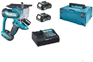 Makita saw for Plasterboard and Wood A Rechargeable 10.8V 2Ah sd100dsaj