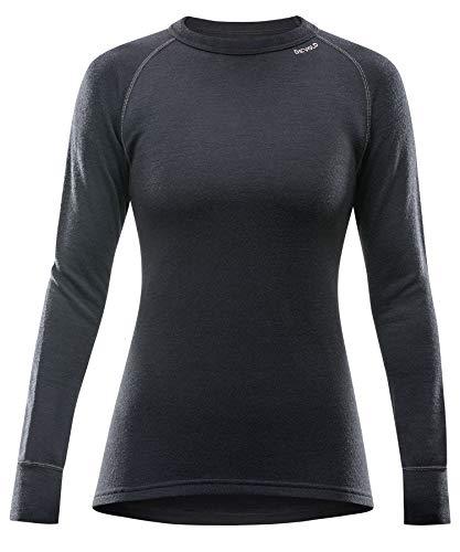 Devold Expedition t-Shirt pour Adulte XL Noir - Noir