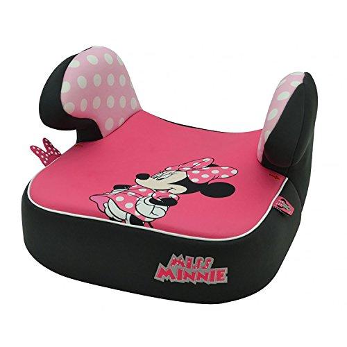 Mycarsit Rehausseur Disney, Groupe 2/3 (de 15 à 36 kg), Motif Minnie