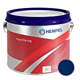 Racing duro de Hempel Antifouling–Azul real–2.5L