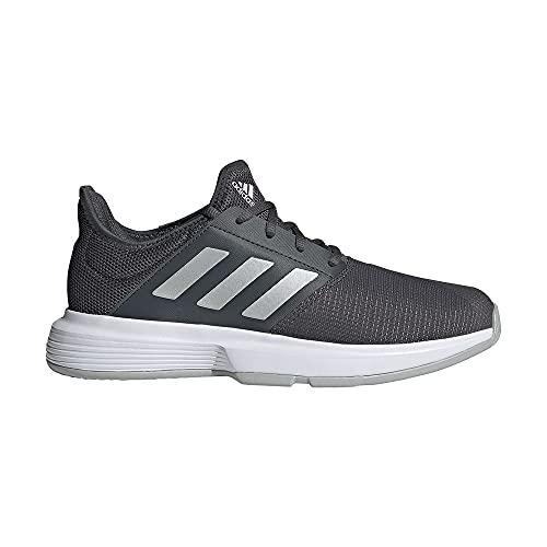 adidas GameCourt W, Zapatillas Deportivas Mujer, GRISEI/Plamet/MATPUR, 39 1/3 EU