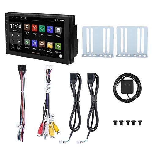 Reproductor Multimedia para Coche de 7 Pulgadas, Reproductor MP5 para Coche, portátil para Android con Pantalla LED
