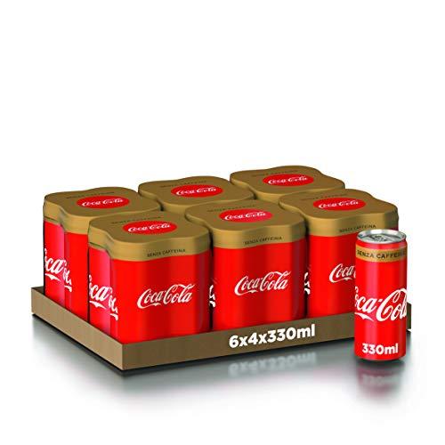 Coca-Cola Senza Caffeina 330ml x24 (Lattina)