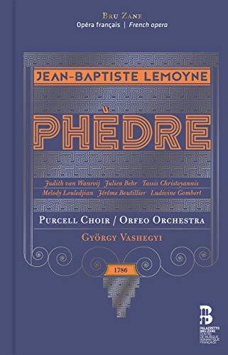 Phèdre (Livre inclus)