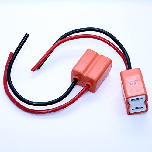 2 x Ampoules Douille Ampoule – Culot H7 – Prise Culot 12 V