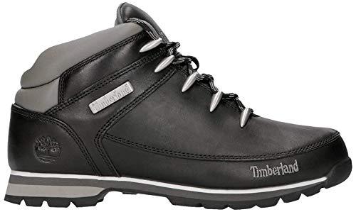 Timberland Herren Euro Sprint Hiker Boots, Schwarz (Black), 44 EU