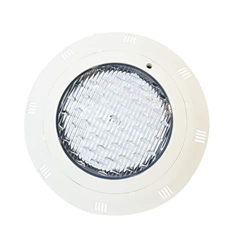 Foco de piscina LED 25W para superficie (Pared de piscina) 2250 lumens luz blanca fría