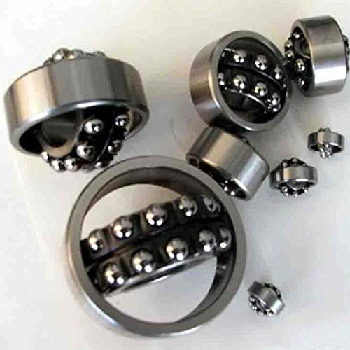 BRDI14952 Bearings Bearing 1219 Self-Aligning Ball Bearing 95x170x32mm