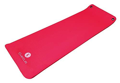 Sveltus Tapis évolution Adulte Unisexe, Rouge, 180x60 cm