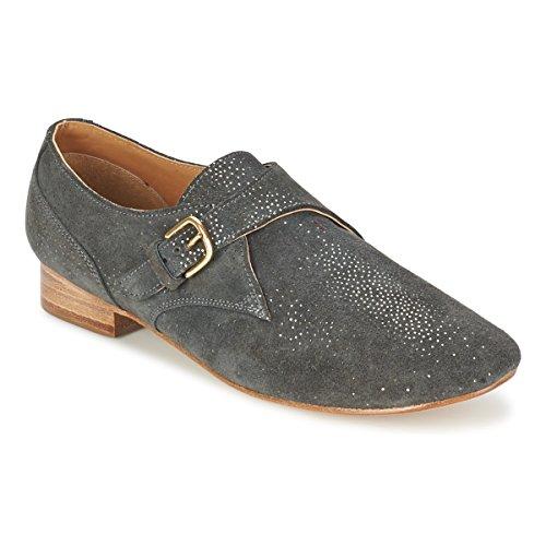 Petite Mendigote Prague Derby & Richelieu Donne Grigio - 36 - Derby Shoes