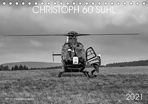 Christoph 60 Suhl (Tischkalender 2021 DIN A5 quer)