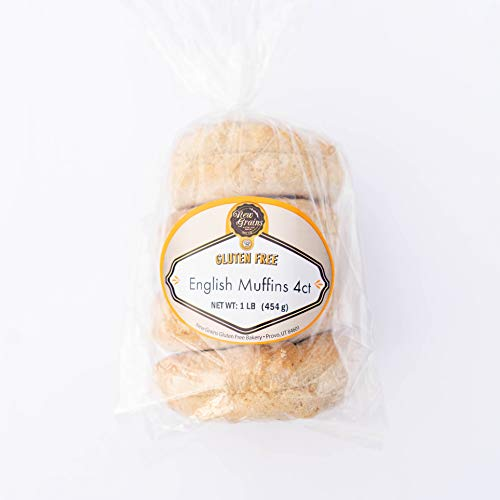 New Grains Gluten-Free English Muffins
