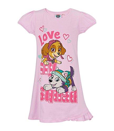 Paw Patrol Mädchen Nachthemd - pink - 92