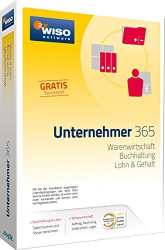 WISO Unternehmer 365 Software [PC]