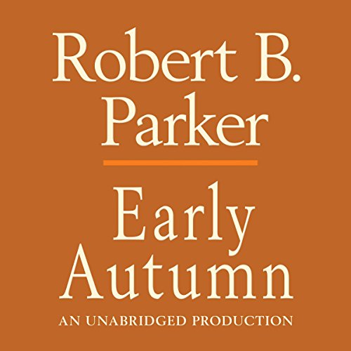 Early Autumn audiobook cover art
