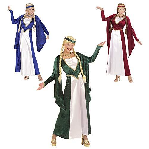 Widmann Erwachsenenkostüm Mittelalter Königin