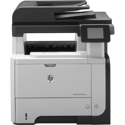 Hewlett-Packard - Hp Laserjet Pro M521dn Laser Multifunction Printer - Monochrome 1200x1200
