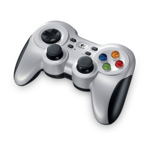 Logitech Wireless Gamepad F710 - game pad - wireless (940-000117) -