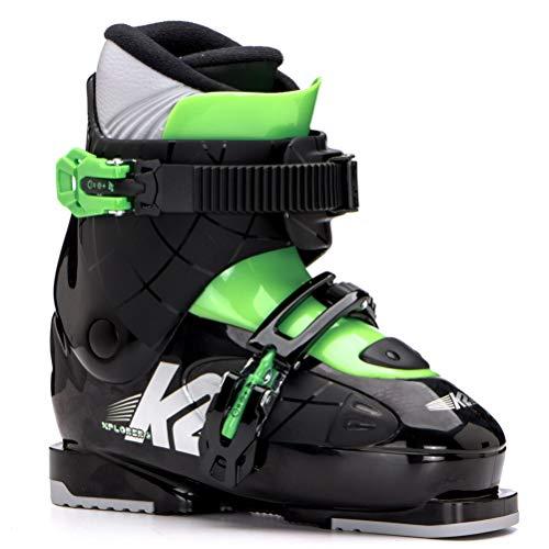 K2 Skis Kinder Xplorer 2 Skischuh, Mehrfarbig, 19,5