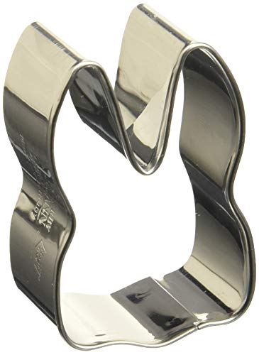 Birkmann 1010694810 Ausstechform Zahn, Stahl, Grau, 5 x 3 x 2 cm