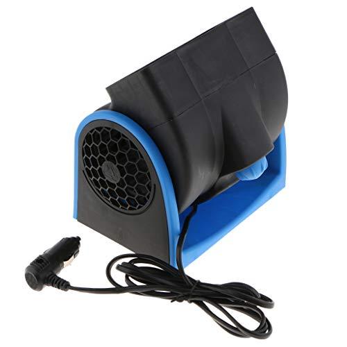 perfk Mini Klimaanlage 12V mobiles Klimagerät Luftkühler Autoklimaanlage