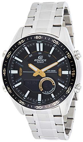 Relógio Casio Edifice Cronógrafo Analógico Masculino EFV-C100D-1BVDF
