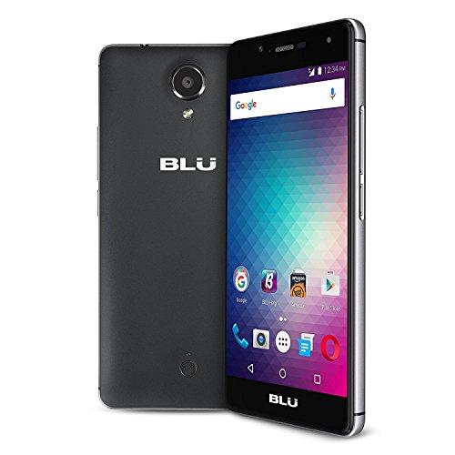 BLU R1 HD 4G GSM Dual SIM Unlocked Smartphone - Black