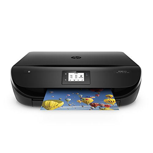 HP ENVY 4525 Multifunktionsdrucker (Instant Ink, Fotodrucker, Scannen, Kopieren, Airprint, Duplex) schwarz