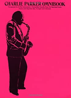 Omnibook: For B-flat Instruments (Jazz Transcriptions)