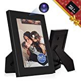 32GB Hidden Camera Photo Frame,Winsper HD 960P No WiFi Needed Nanny Cam, Mini Hidden Video Camera Picture Frame with 32GB SD Card Recording for Monitoring Home/Baby/Pet