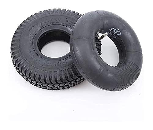 Neumáticos para patinetes eléctricos, 10 pulgadas 10x2,50 neumáticos antideslizantes resistentes al desgaste,...