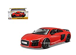 Model : 36213OR Manufacturer : Maisto Color : Orange Scale : 1:18 Official Licensed Product