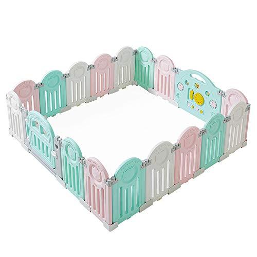 Child safety fence Mao ZE Qu Jeu de clôture pour bébé, Un Jeu de clôture pour bébé, Jouet de Protection pour bébé