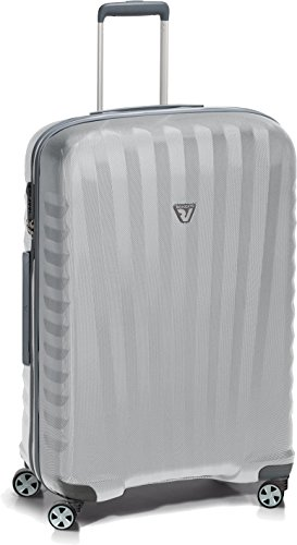 30' Spinner Luggage Gray / Silver - Gray / Silver