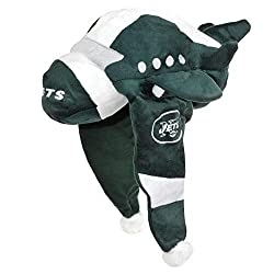 NFL New York Jets Thematic Mascot Dangle Hat