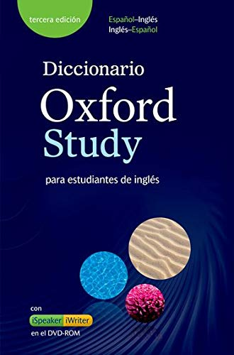 Oxford Study Interact CD-ROM: Para estudiantes de inglés (Español-Inglés/Inglés-Español) (Diccionario Oxford Study)