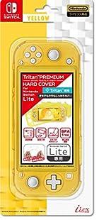 [任天堂ライセンス商品]ニンテンドースイッチLite用トライタンハードカバー『Tritan(TM)プレミアムハードカバー for ニンテンドーSWITCH Lite(クリアイエロー)』