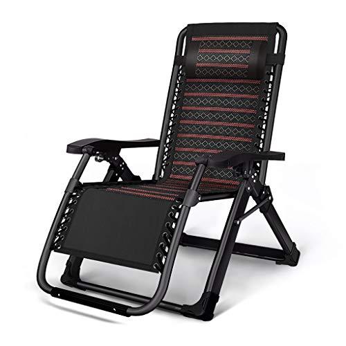 Sedia a Dondolo, Moda Pieghevole Letto Singolo Pelo Letto Ufficio reclinabile alloggio Bed Adulto Adulto Letto Pieghevole Lounge Chair