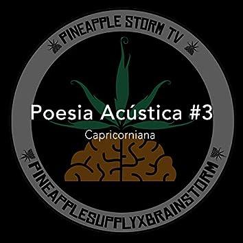 Poesia Acústica #3: Capricorniana