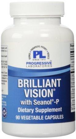 Progressive Labs - Brilliant Vision with Seanol-P 90 vcap