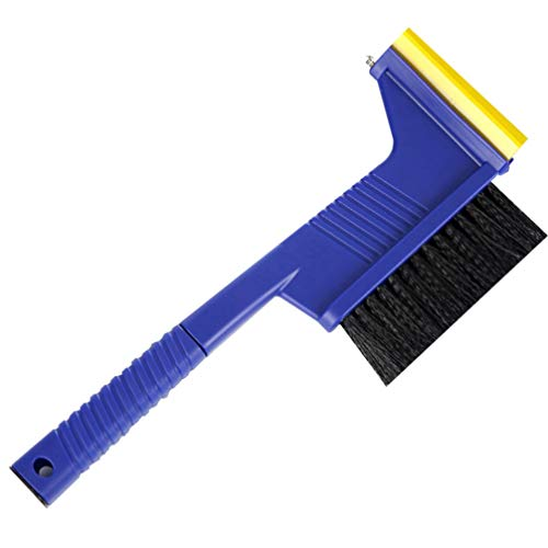 For Sale! Yardwe Ice Scraper Frost and Snow Removal Short Snow Scraper for Car Windshield and Window...