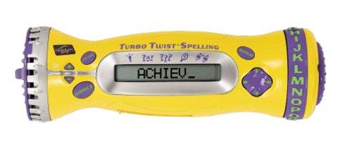LeapFrog: Turbo Twist Spelling-colors may var