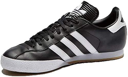 Adidas Samba Super–Zapatillas de deporte para hombre, negro (Blk/Wht), 12