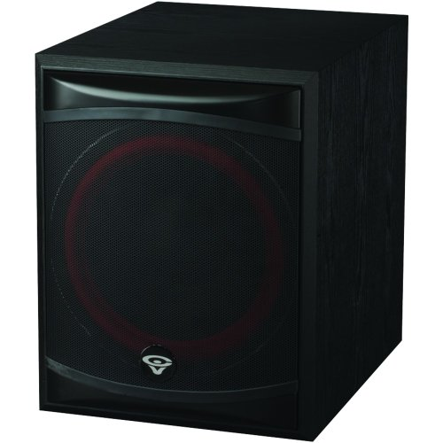 powerful Cerwin-Vega XLS-12S 12inch Front Launch Active Subwoofer