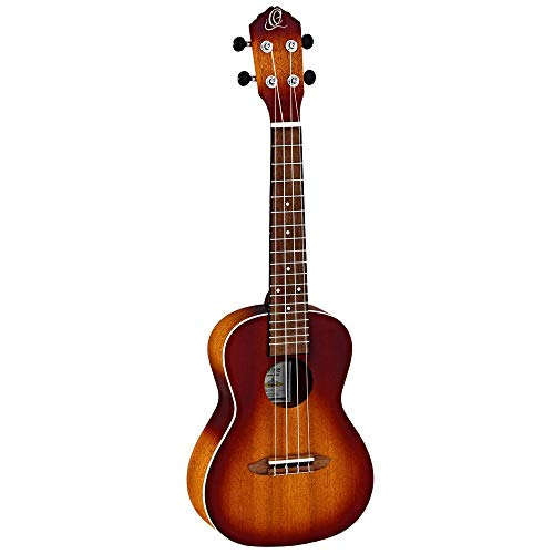 Ortega Guitars Earth Serie Ukulele (rudawn)